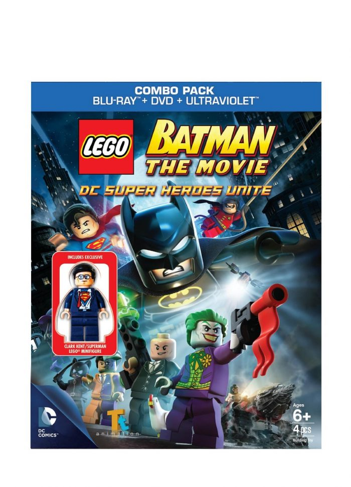 Lego Batman Movie LEGO Batman Movie!  Just Released Today!  $13.99 Blu ray/DVD/Ultraviolet Combo Pack!