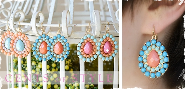 Perfect Teardrop Earrings