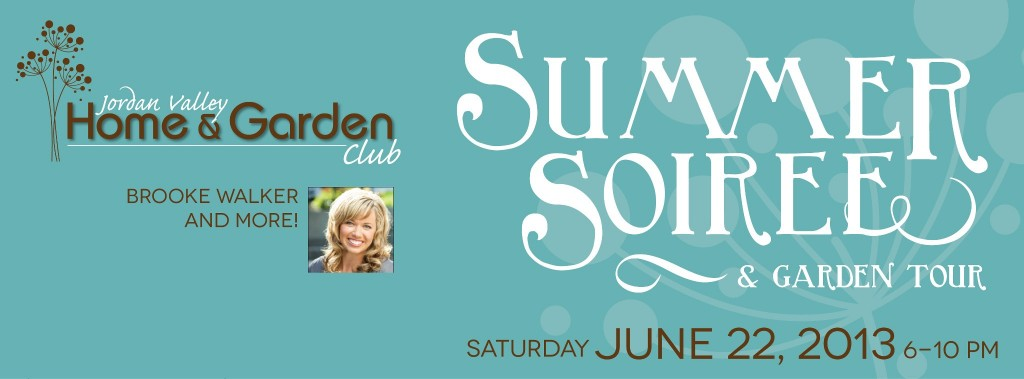 Summer Soiree 1024x379 Giveaway:  Summer Soiree & Garden Tour!  Hot Deal on Tickets! *Utah Only*