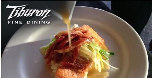 Tiburon discount Sandy Utah Award Winning Contemporary American Cuisine at Tiburon Fine Dining (SANDY) $40 GC for $20