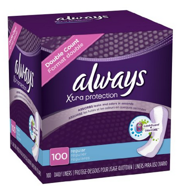 always liners New Rare Coupons for Always Products!  *Print Now*
