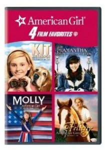 american girl 4 film favorites