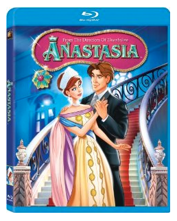 anastasia Anastasia on bluray!  $4.99 (and other $5 blu rays)