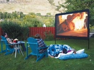 camp chef outdoor movie screen 300x225 Camp Chef 120 inch Portable Outdoor Movie Theater Screen for $139.99 (Reg $293.75)
