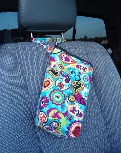 car trash bag 237x300 Cute Car Trash Bags with Liners for $9.50 (Regularly $14)