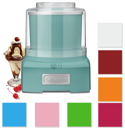 Cuisinart Ice Cream, Frozen Yogurt, & Sorbet Maker for $34.99 ...