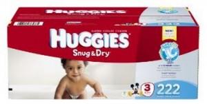 huggies snug and dry amazon deal