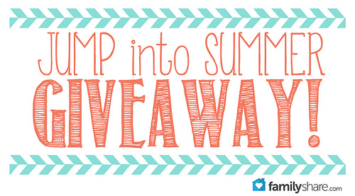jump Into Summer Giveaway