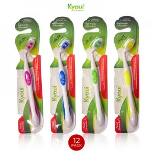 kyoui angled neck toothbrushes