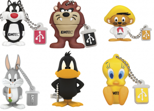 looney tunes usb drives
