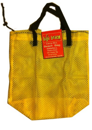 mesh beach bag Mesh beach bag   $5.99 shipped (3 colors)