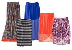 mosimo skirts Mossimo Womens Spring Skirts Collection B1G1 50% off + free shipping