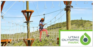 olympic 300x153 $40 for Two Adventure Passes to Utah Olympic Park ($80 value)!