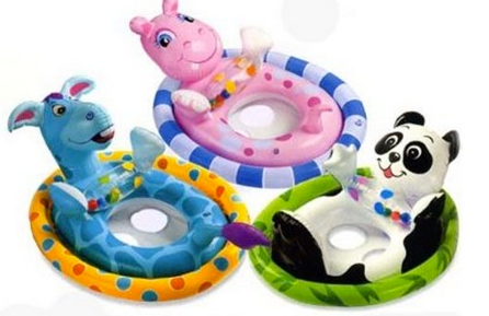 pool floaties Intex Inflatable Animal Float $8.07  (Reg. $25.91)