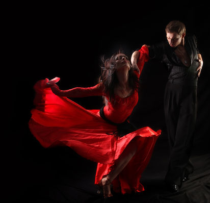 salsa dancing date