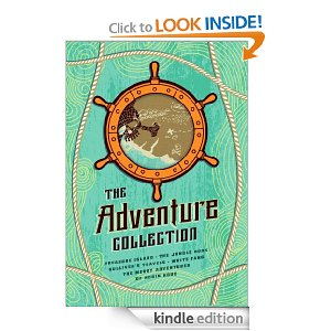 the adventure collection *HOT* The Adventure Collection (eBook) for $2.99 (Reg $99.99 Print) *Includes: Treasure Island, Jungle Book, MORE