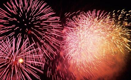 Davey Jones Fireworks Deal