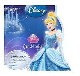 Free Cinderella Activity Book