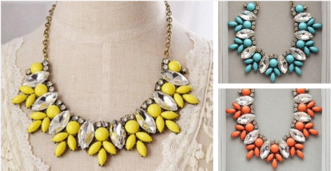 J Crew inspired necklace