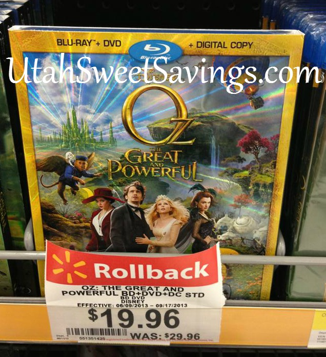 Oz Blu-ray Deal