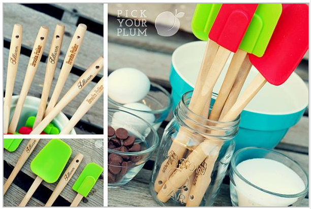 Personalized spatulas 1