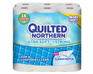 Quilted Northern Ultra Soft and Strong 300x240 Quilted Northern TP Stock Up Price! 18¢ 21¢ a Regular Roll