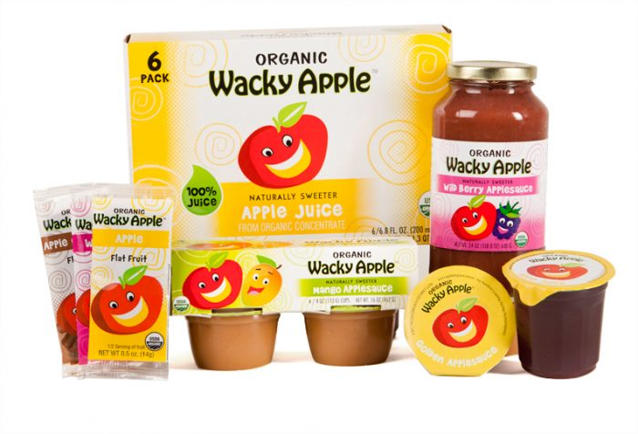 Wacky Apple Organic Group