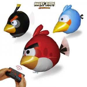 angry bird remote control flyer