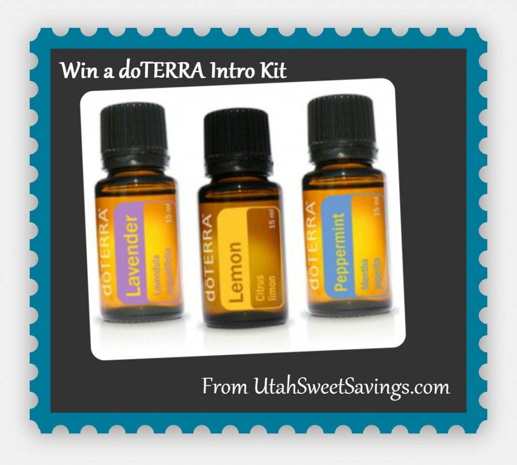doTERRA Intro Kit Giveaway