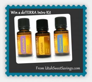 doTERRA Intro Kit Giveaway