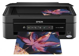 epson stylus small in one printer