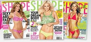free subscription to shape magazine 300x141 FREE Subscription to Shape Magazine! *No Credit Card Needed*