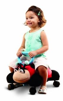 Little Tikes Lady Bug Pillow Racer For 26 89 Shipped