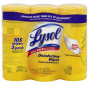 lysol wipes 35 count 3 pack