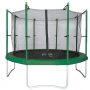 pure fun 15 foot trampoline with enclosure deal sale