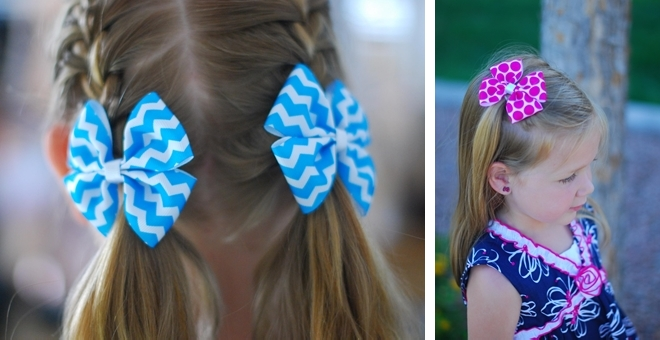Flat Boutique Bows