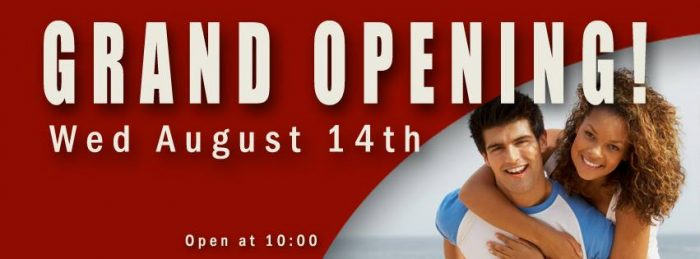 Hut no 8 grand opening