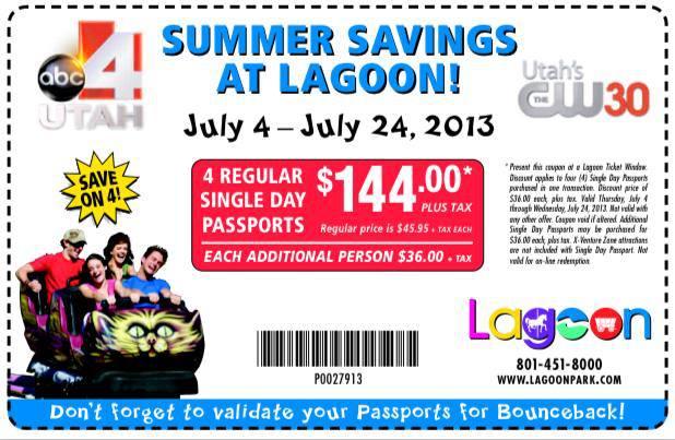 Lagoon July deal