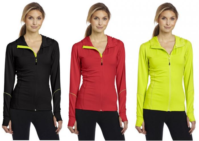 NordicTrack Women's Active Full Zip Hooded Jacket