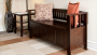 Simpli Home Acadian Storage Benches