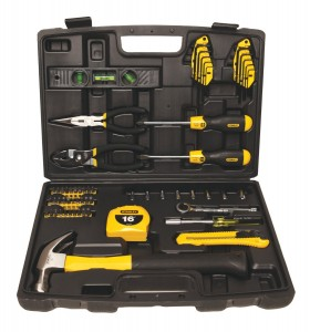 Stanley 65 Piece General Homeowners Tool Set 280x300 Stanley 65 Piece General Homeowners Tool Set for $29.26 (regularly $73.26)