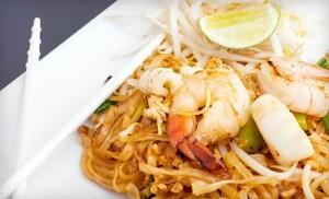 Thai Siam Restaurant groupon deal