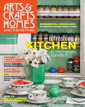 arts & crafts magazine