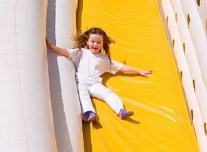 bounce house rental with ice cream 300x220 Deals of the Week – Tons of sweet deals still available!