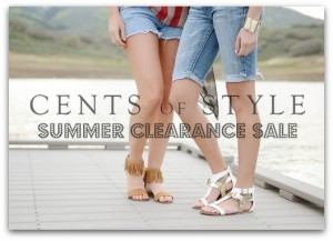cents of style summer clearance sale