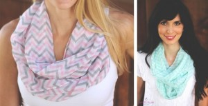 chevron scarf blowout sale