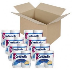 cottolle clean care1 300x293 *HOT* Cottonelle Clean Care Toilet Paper: 32 Double Rolls for $11.83 $14.43 (18¢ 23¢/regular roll)