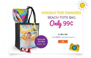 custom beach bag york photo offer