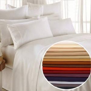 egyptian comfort 4 piece sheet set