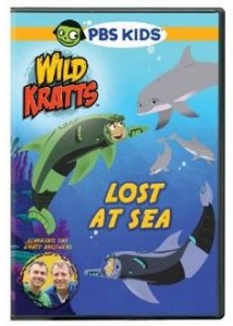 pbs kids wild kratts lost at sea